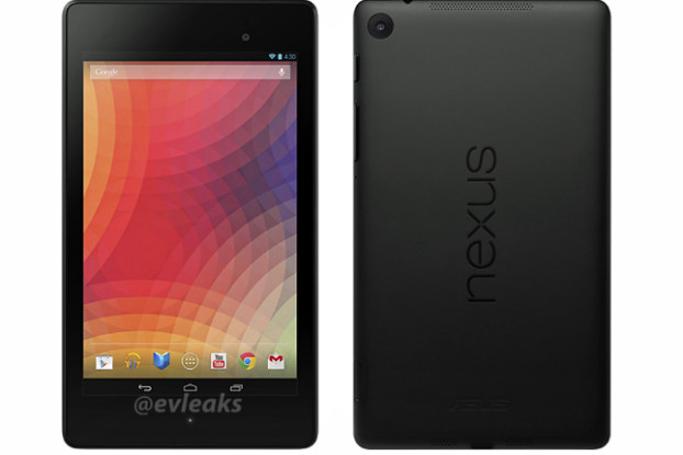 New Nexus 7 leaked images