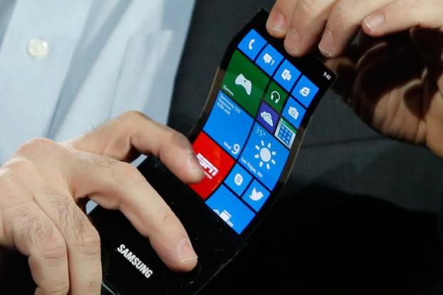 Samsung s5 flexible