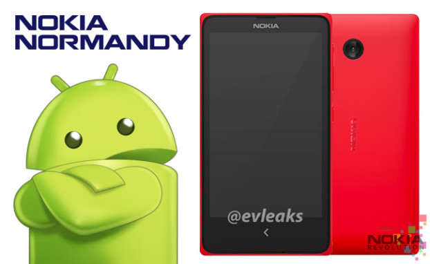 Nokia Normandy with Android to Cost Rs. 6,000?
