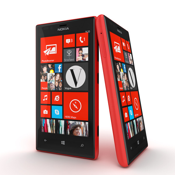 nokia lumia 720 tall