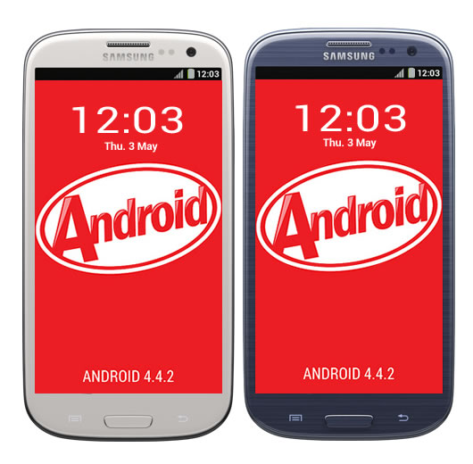 Samsung: No Android 4.4 KitKat Upgrade for Galaxy S 3 ...