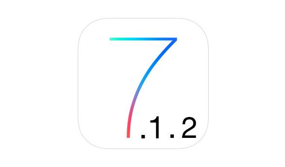 iOS 7.1.2 update
