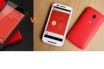 Xiaomi redmi 1s vs Moto E