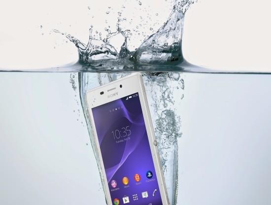Xperia M2 Aqua Waterproof