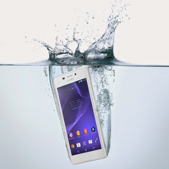 Xperia M2 Aqua Waterproof