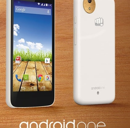 Android One Micromax Canvas A1