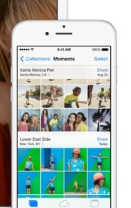 iOS 8 photos