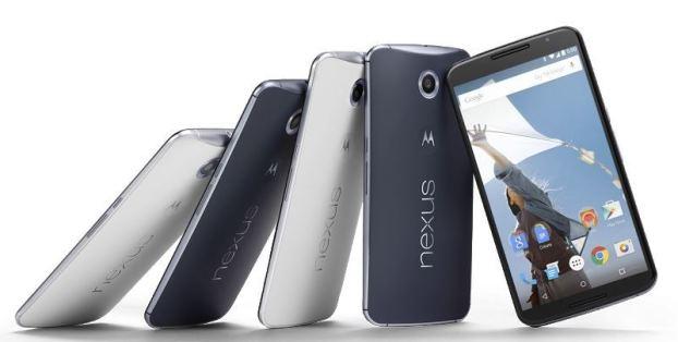 Google Nexus 6 bunch