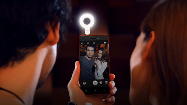 lenovo selfie flash 2