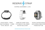 Apple Watch reserve strap