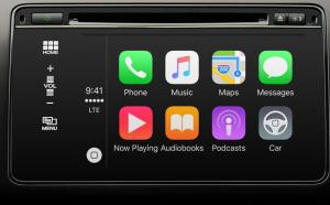 iOS 9 CarPlay