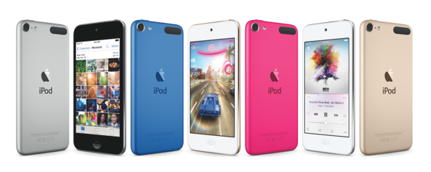 iPod Touch Refreshed